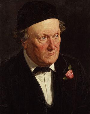 William Bell Scott - Image: William Bell Scott by Frederick Bacon Barwell