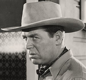 William Haade - Haade in a screenshot of Heart of the Golden West (1942)