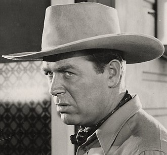 William Haade - Haade in a screenshot of Heart of the Golden West (1942)