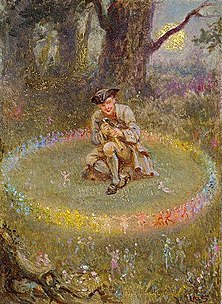 William Holmes Sullivan - The Fairy Ring; the Enchanted Piper.jpg