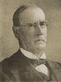 William McKinley Sr. American businessman