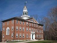 Williams College - Griffin Hall.JPG