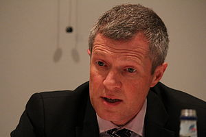 Willie Rennie - Rennie speaking in 2013