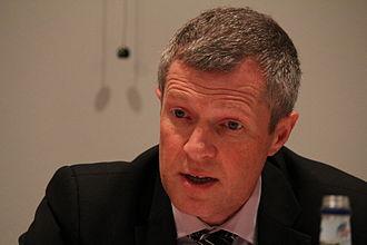 Willie Rennie - Rennie speaking in 2013