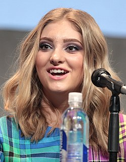 Willow Shields American actress