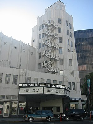 Saban Theatre - Image: Wilshire Theater 05