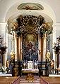 Winden - Kirche, Altar.JPG