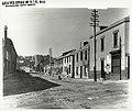 Windmill Street looking towards Trafalgar House, The Rocks (NSW) (8744907733).jpg