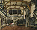 Windsor Castle, Old Guard Chamber, by James Stephanoff, 1818 - royal coll 922117 313696 ORI 2.jpg