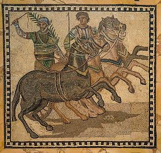 Scorpus Roman charioteer