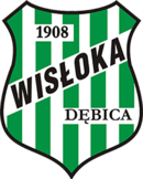 Logo du Wisłoka Dębica Football Club