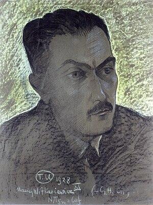 Tadeusz Boy-Żeleński - Boy-Żeleński, by Witkacy, 1928