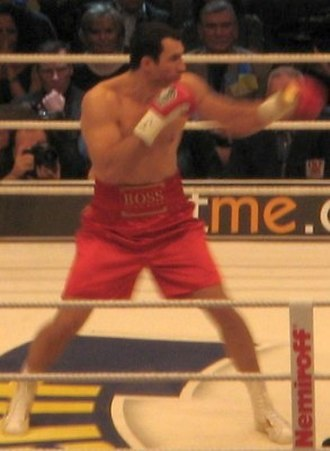 Undisputed champion - Wladimir Klitschko won the unified championship in 2008 and defended it 14 times