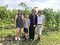 Wonderful tour of Youngblood Vineyard in Macomb. Can't wait to taste their homegrown Michigan Wines! (42208972440).jpg