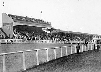 Greenwood Raceway - Woodbine Race Course, 1909