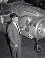 Woody Cook standing by X-14 2.jpg