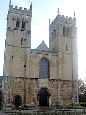 Worksop Priory Church