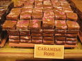 Wrapped fudge squares at Carcassonne (1).jpg