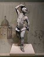 Wrest Park statue of Harlequin.jpg