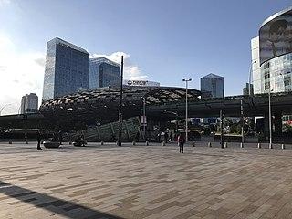 Yangpu District District in Shanghai, Peoples Republic of China