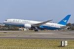 Xiamen Air (B-2761) Boeing 787-8 Dreamliner at Sydney Airport (3).jpg