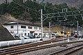 Yagan Railway Shin-Fujiwara Station premises.JPG