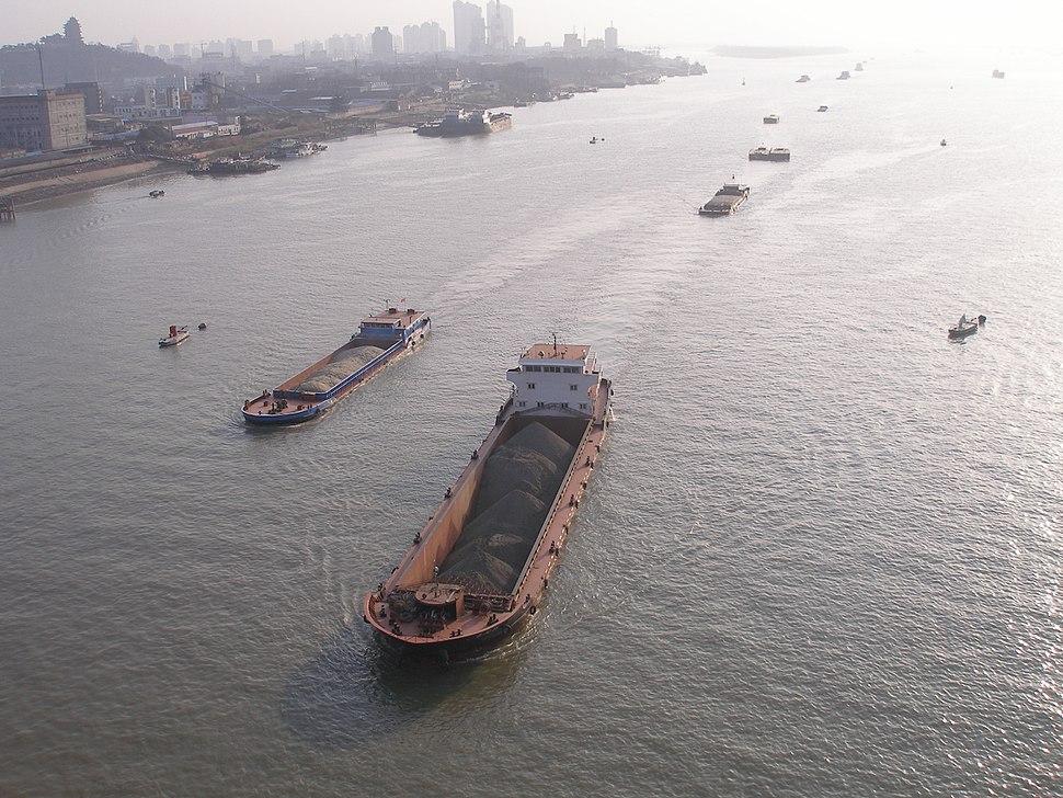 Yangtze-Ships
