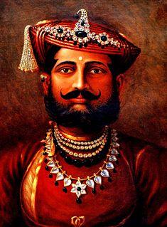 Ruler of Holkar State.