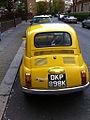 Yellow Fiat 500 'Topolino' - Flickr - yvescosentino (3).jpg