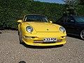 Yellow Porsche 911 Carrera RS Type 993 Clubsport Coupé.jpg