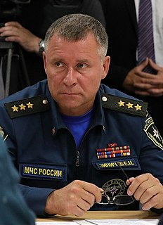 Yevgeny Zinichev Russian politician and general