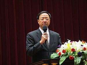 Jiang Yi-huah - Image: Yi Huah Jiang from VOA (1)