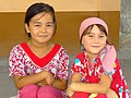 Young Girls on Street - Kokand - Uzbekistan (7536937774).jpg