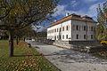 Zámek Kratochvíle - pohled od JV.JPG