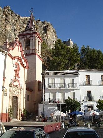 Zahara de la Sierra - Image: Zahara Sierra 069