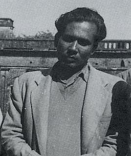 Bangladeshi painter and pioneer of the modern art movement