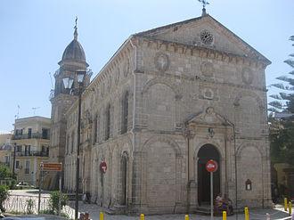 Zakynthos - Faneromeni church, Zakynthos town