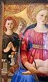 Zanobi strozzi, madonna col bambino, quattro angeli e il redentore, 1450 ca. 03.JPG
