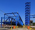 Zeebrugge Belgium Lifting-bridge-at-Pierre-Vandamme-Lock-02.jpg