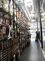 Zemaitis Music Store, other brand guitars, Ochanomizu Gakki Center, Tokyo.jpg