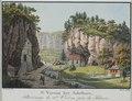 Zentralbibliothek Solothurn - St Verena bey Solothurn Pélérinage de St Vérène près de Soleure - a0145.tif