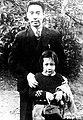 Zhou Enlai & Ye Yangmei.jpg