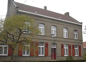 Zillebeke - Zillebeke Rectory