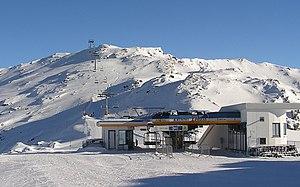 Zillertal Arena - Image: Zillertalarena Krimml Express