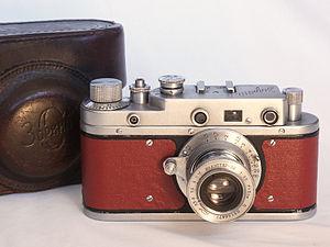 Zorki - Zorki S, 1955