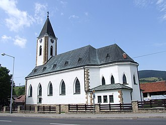 Zuberec - Church in Zuberec