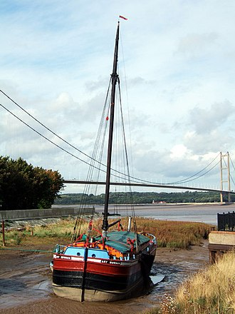 "National Historic Fleet - Image: ""Amy Howson"" geograph.org.uk 254428"