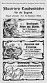 """""""Illustrierte Taschenbucher fur die Jugend"""" """"Union Deutsche Verlagsgesellschaft"""" """"Stuttgart * Berlin * Leipzig"""" in 1890 art detail, from- Der Arrapahu (Kamerad-Bibliothek) (page 333 crop).jpg"""