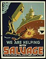 """WE ARE HELPING WITH SALVAGE"" - NARA - 516063.jpg"
