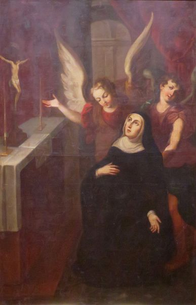 File:'Saint Rita of Cascia' by Antonio de Torres, c. 1720.JPG
